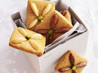 Almond-Pistachio Cookies recipe