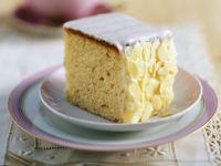 Almond Sponge recipe