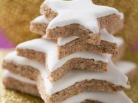Almond Stars recipe