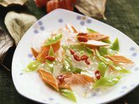 Aloe Vera with Vegetables recipe