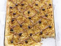 Alsatian Onion and Black Olive Tart recipe