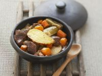 Alsatian Style Meat and Vegetable Stew recipe