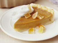 American Autumnal Tart recipe