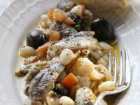 Anchovy Salad with White Beans recipe