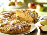 Apple-Almond Cake recipe