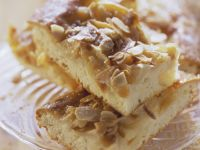 Apple and Almond Slices recipe