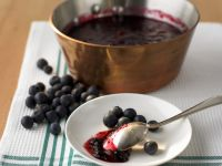 Apple and Blueberry Jam recipe