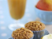 Apple and Carrot Muffins recipe