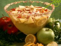 Apple and Champagne Punch recipe