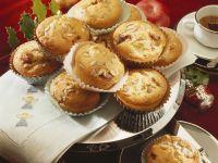 Apple and Date Muffins recipe