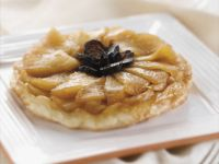 Apple and Fig Pastry Tart recipe