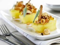 Apple and Hazelnut Dessert recipe