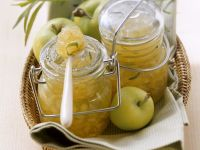 Apple and Pear Jam with Tarragon recipe
