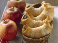 Apple and Poppy Crescent recipe