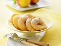 Apple Beignets recipe