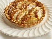 Apple Brandy Open-faced Pie recipe