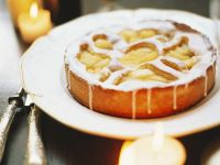 Apple Cake with Glaze recipe
