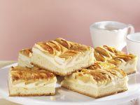 Apple Cheesecake Squares recipe