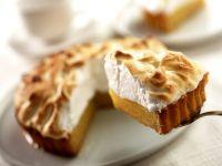 Apple Meringue Cake recipe