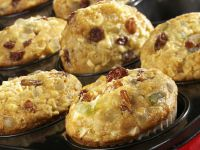 Apple Muffins with Sour Cream recipe
