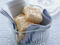Apple Pie Squares with Coconut Meringue recipe