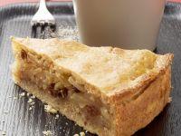 Apple Pie with Cinnamon Cream recipe