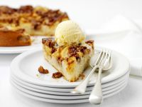 Apple Pie with Nuts recipe