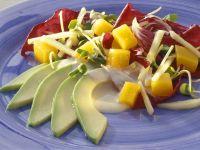Apple, Pumpkin and Avocado Salad recipe