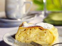 Apple Quark Strudel recipe