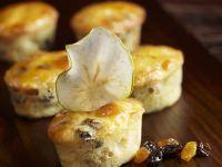 Apple-Raisin Muffins recipe
