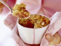 Apple-Rhubarb Crumble recipe