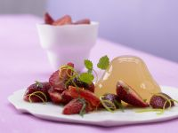 Apple-Rhubarb Gelatins recipe