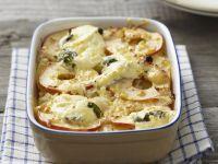 Apple-Sauerkraut Gratin recipe