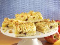 Apple Streusel Bars recipe