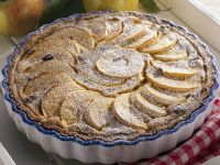 Apple Tart with Cinnamon recipe