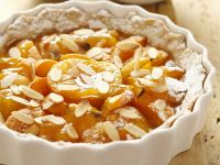 Apricot Almond Tart recipe