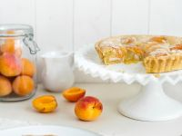 Apricot and Almond Pie recipe