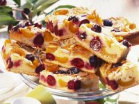 Apricot and Cherry Cake
