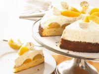 Apricot and Coconut Cream Cake recipe
