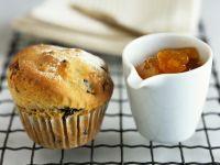 Apricot and Raisin Cakes recipe
