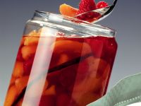 Apricot and Raspberry Compote recipe