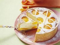 Apricot Cheesecake recipe