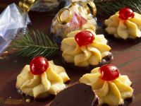 Festive Choc Kisses recipe