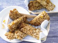 Apricot-Coconut Bars recipe