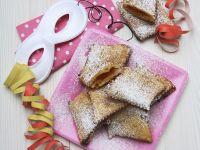 Apricot Jam Doughnuts recipe
