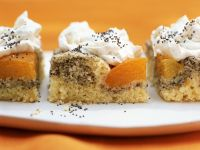 Apricot, Lemon and Poppy Seed Cake recipe