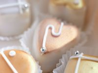 Apricot Marzipan Petit Fours recipe