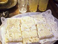Apricot Meringue Bars recipe