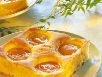 Apricot Sour Cream Cake recipe