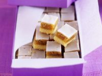 Arabian Walnut Marzipan Squares recipe